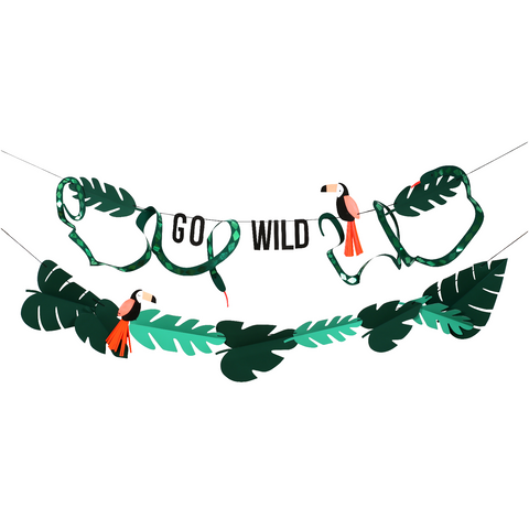 Jungle Garland
