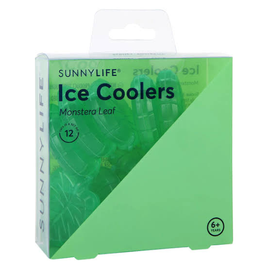 Monstera Leaf Ice Coolers