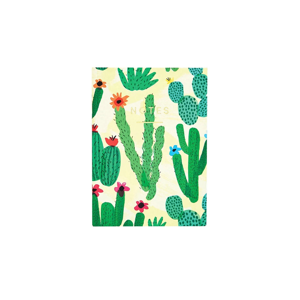 Notebook Cactus Field | Wrap
