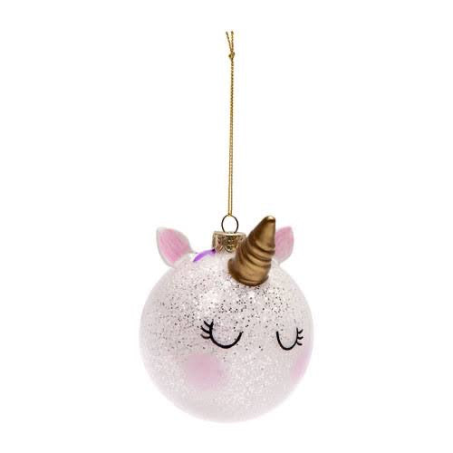 Unicorn Festive Bauble | Sunnylife