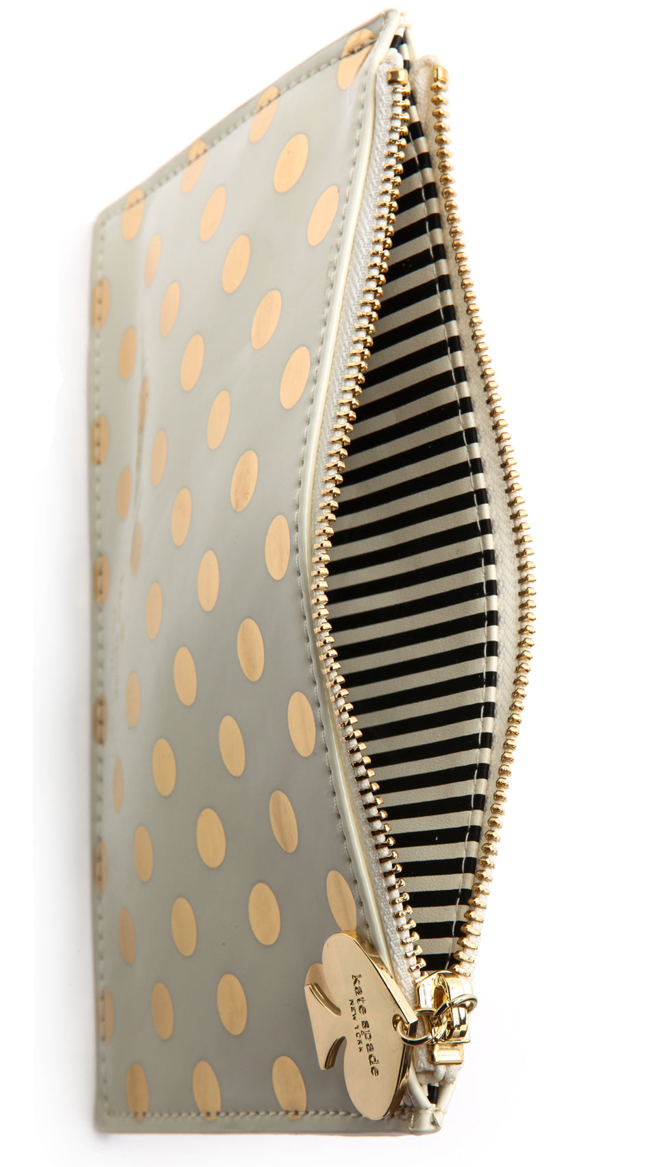 Kate Spade - Pencil Pouch Gold Dots