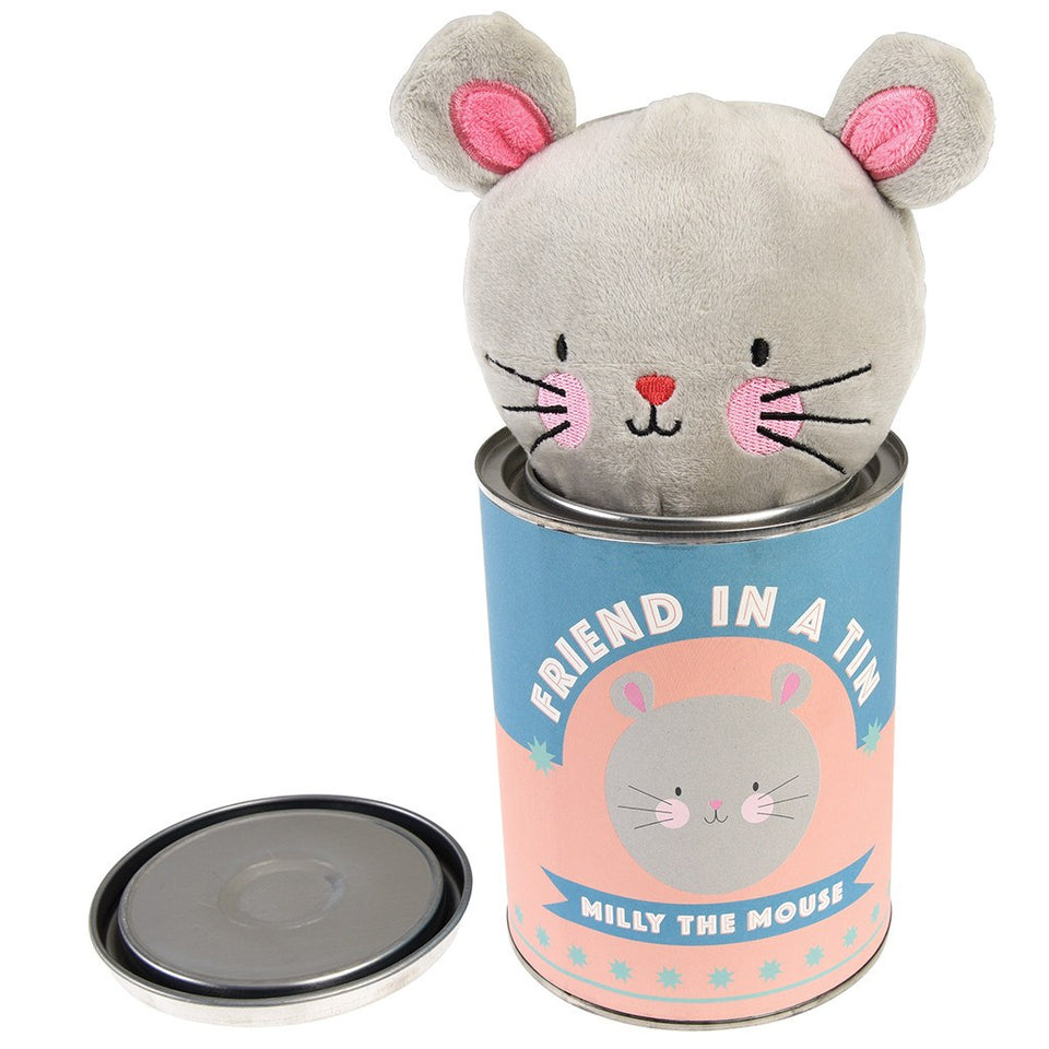 Friend In A Tin | Mouse