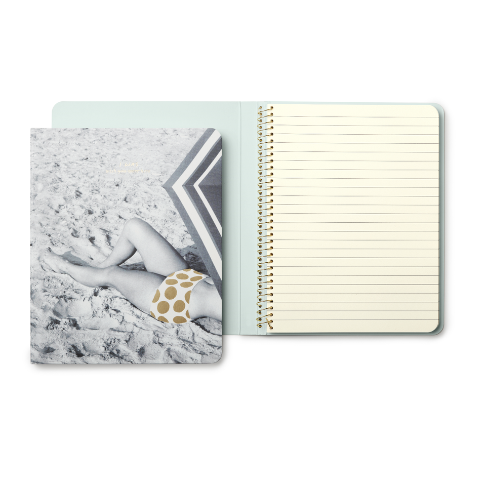 Kate Spade - Spiral Notebook Wish