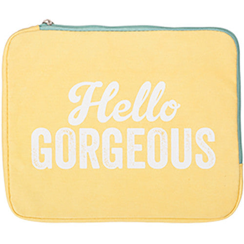 iPad Pouch - Hello Gorgeous