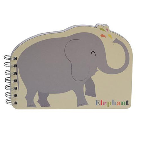 Spiral Notebook - Elephant