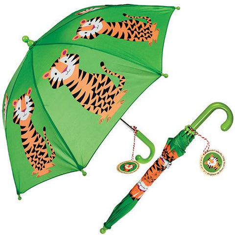 Childrens Umbrella - Tiger