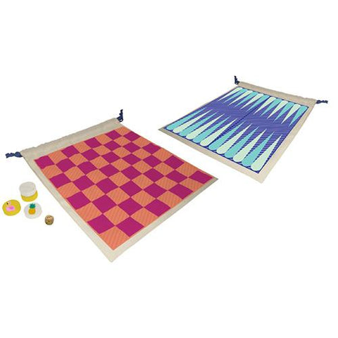Travel Back. & Checkers Multi