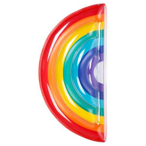 Luxe Lie-On Float Rainbow