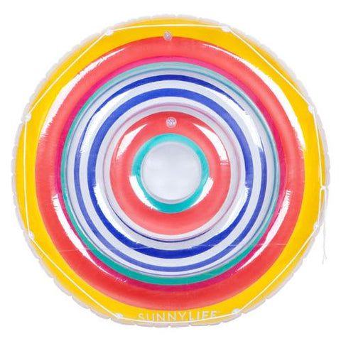 Luxe Twin Round Float Havana