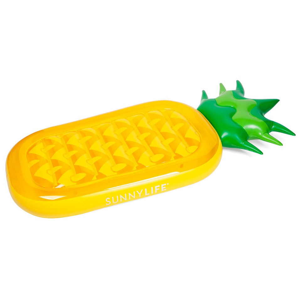 Luxe Lie-On Float Pineapple | Sunnylife