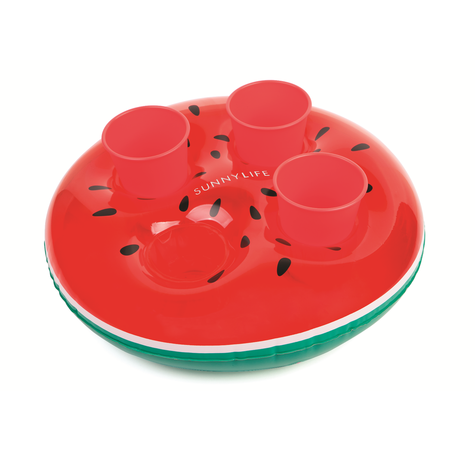 Inflatable Drink Holder Watermelon