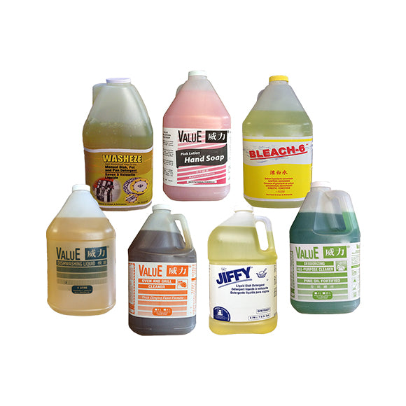 Warewashing Chemicals