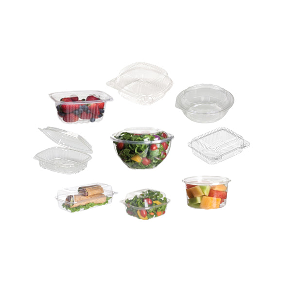 Clear Containers