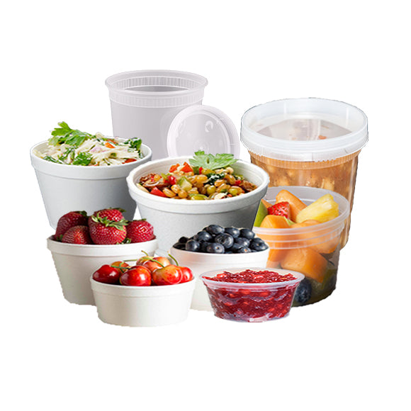 Deli & Soup Container