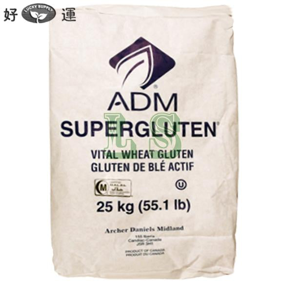 Vital Wheat Gluten Flour  25KG/BAG