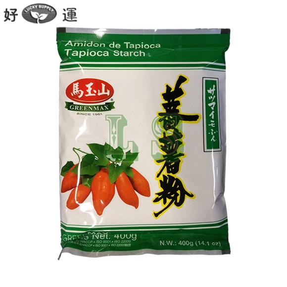 Green Max Potato Starch 40x400G/CS