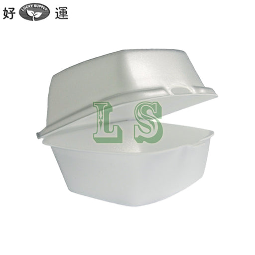 YTH1-0079 Small Sandwich Foam Hinged Container (500's)  #3241