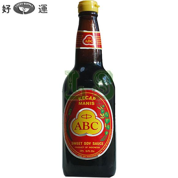 ABC Sweet Soy Sauce (12x620mL)