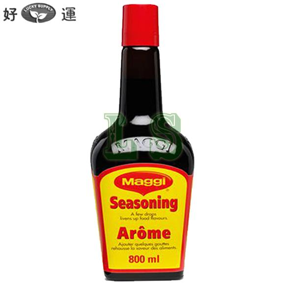 Maggi Seasoning Sauce 6x800mL/CS