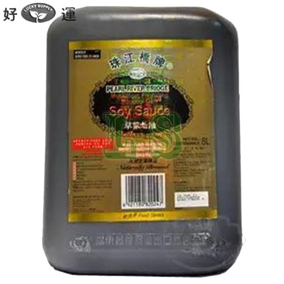 Pearl River Bridge Mushroom Soya Sauce 2x8L/CS