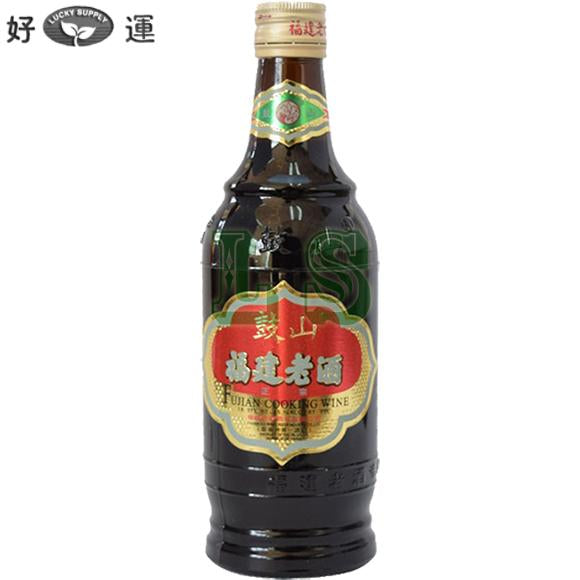 FuJian Cooking Wine 24x485mL/CS