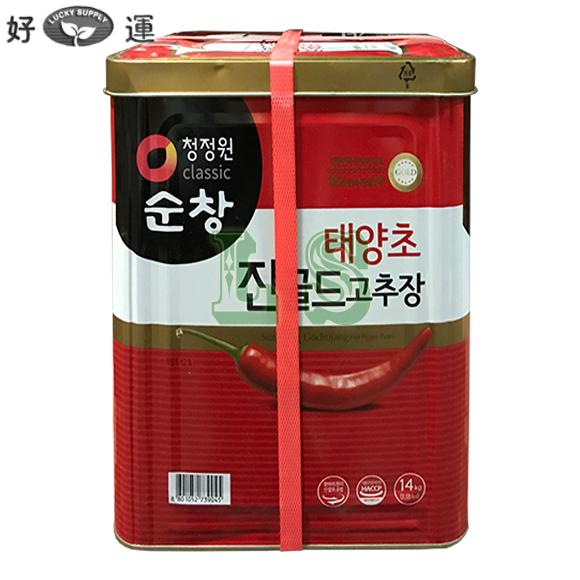 Korean Chili Paste 14KG/PL