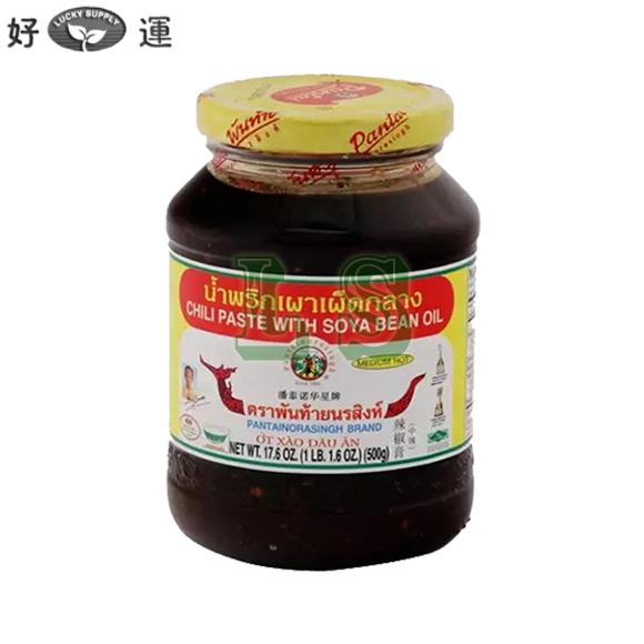 Pantai Chili Paste BT 24x500G/CS