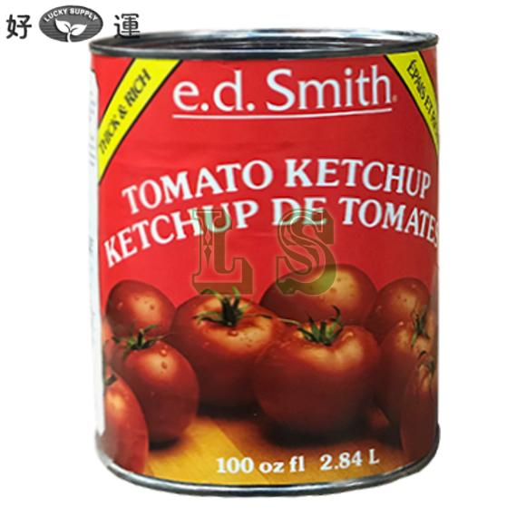 E.D.Smith Ketchup 6x100oz/CS