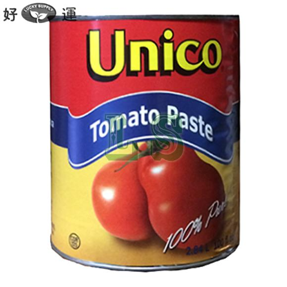 Unico Tomato Paste 6x100oz/CS