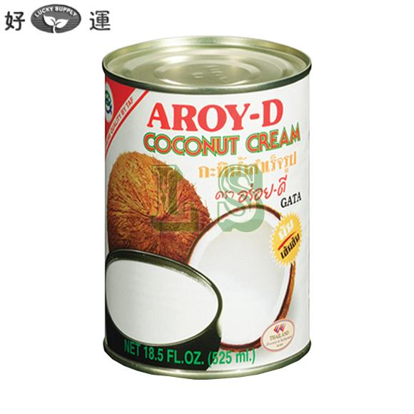 AROY-D Coconut Cream (24x525mL)