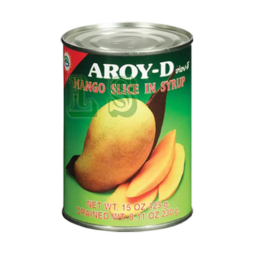AROY-D Mango Slice in Syrup (24x425G)