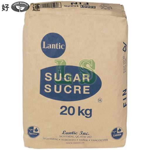 Lantic Sugar 20KG/BAG