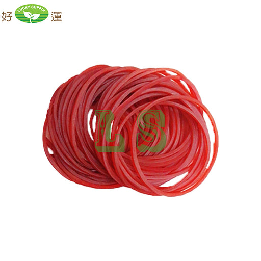Rubber Band Thin (1LB)  #4592