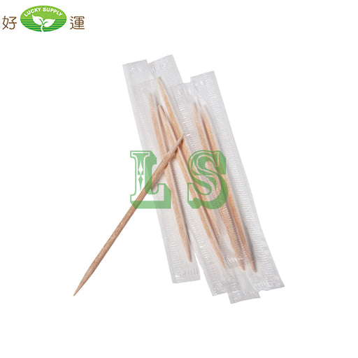 Minted Toothpick, Wrapped (12x1000's)  #4442