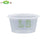 Fuhet FH8 8oz Clear soup Container 240Set/CS
