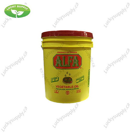 Alfa Vegetable Oil