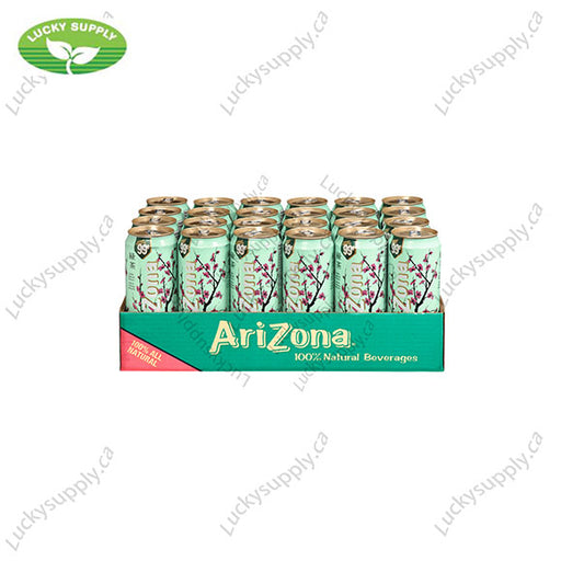 Arizona Green Tea w/ Honey (24x680mL)