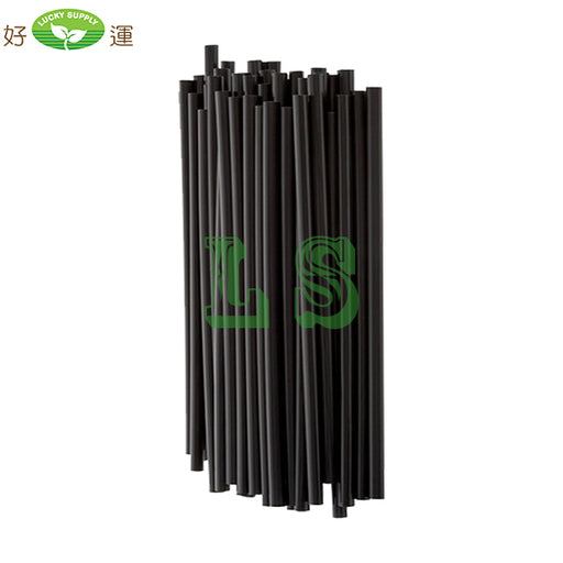"Stone 6"" Super jumbo cocktail Straw (1x1500's"
