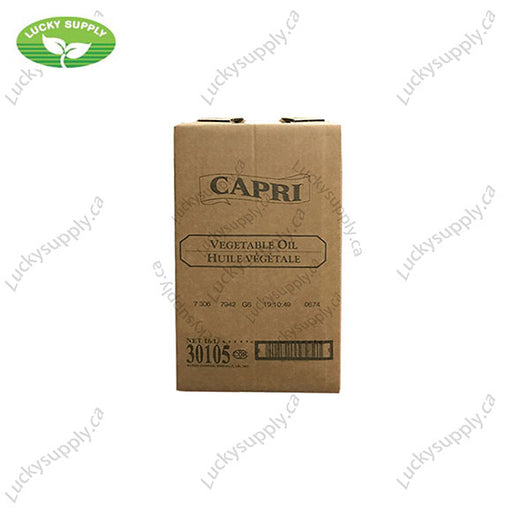 Capri Vegetable Oil (16L)