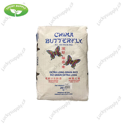China Butterfly Rice (20KG)