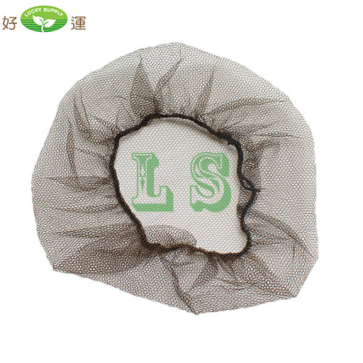 "21"" Brown Hair Net (100's)"