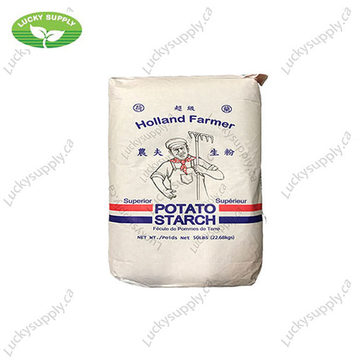 Holland Farmer Potato Starch (50LB)