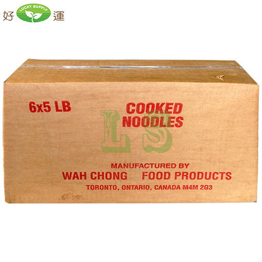 WahCheong Steam Noodle (6x5LB)