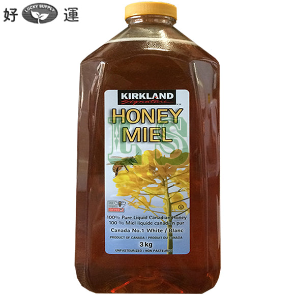Kirkland Honey 6x3KG/CS