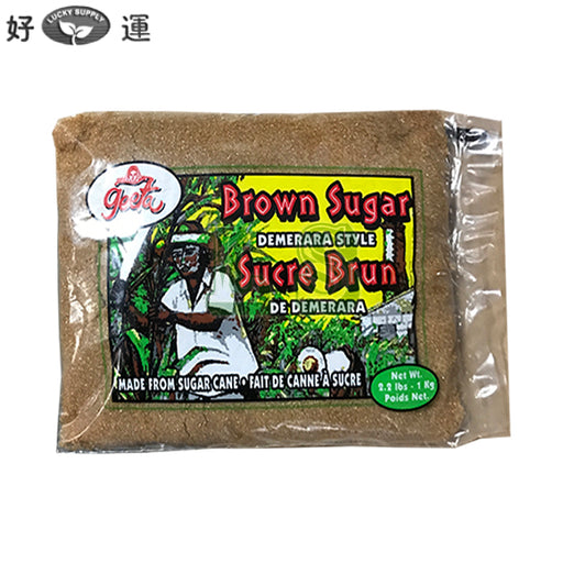 Geeta Brown Sugar 12x1KG/CS