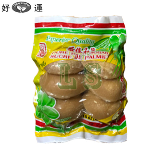 JHC Palm Sugar 36x454G/CS