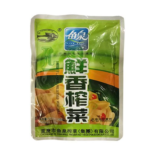 Pres. Vegetable Strip, FW 50x4PK/CS