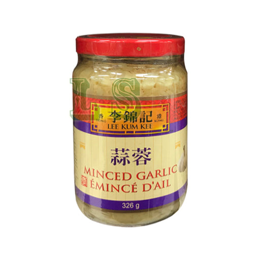 Lee Kum Kee Minced Garlic 12x326G/CS