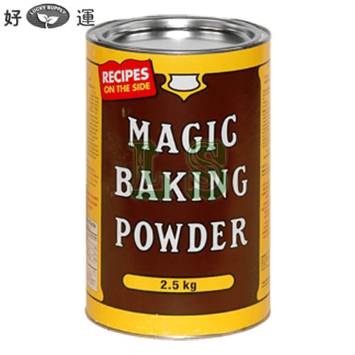 Magic Baking Powder 6x2.5KG/CS