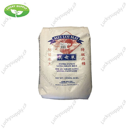 Mei Loi Mai Long Grain Rice (20KG)